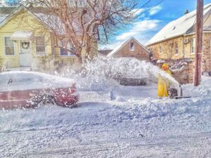 snow blower small engine repair