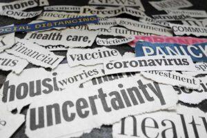 pandemic headlines